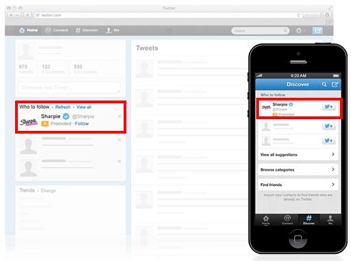 プロモアカウントTwitter for Business