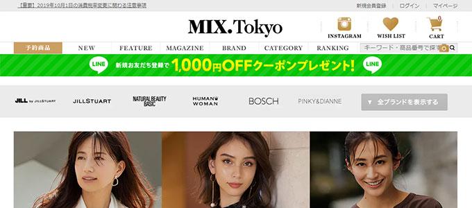 MIX-Tokyo